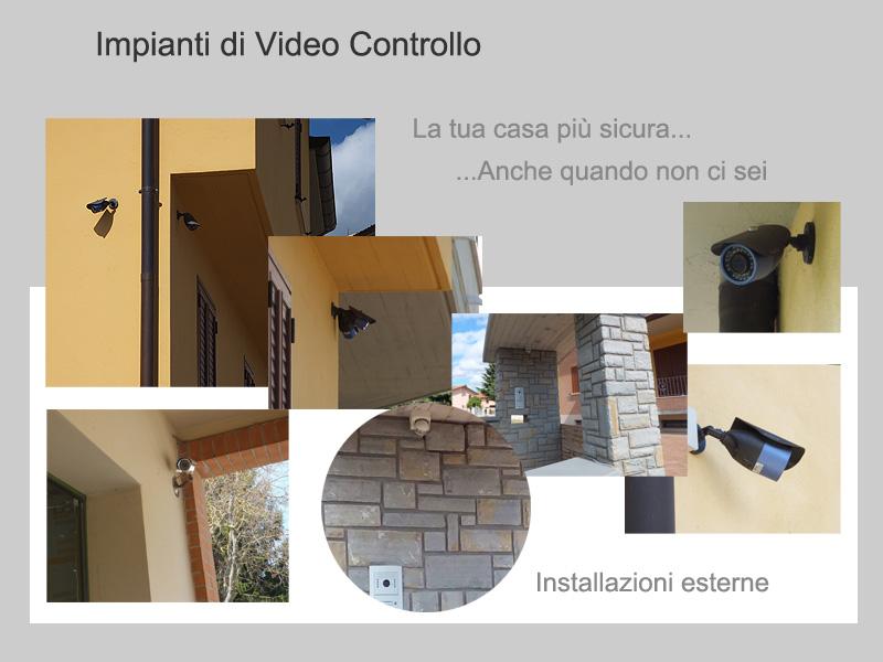 Sistemi di videosorveglianza san giustino umbria - Impianti sicurezza casa ...